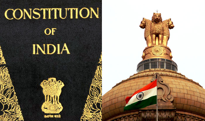 """In this way was """"Constitution of India"""""""