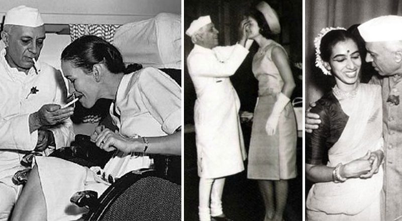 Trying-to-defame-Nehru-from-time-to-time