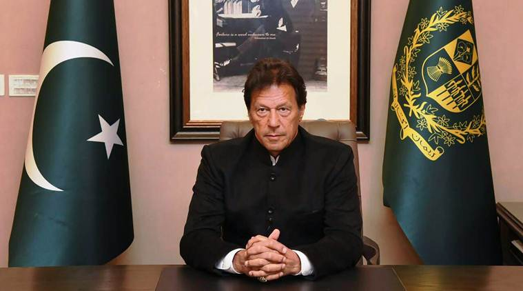 Imran Khan said that if the war started then neither I nor Modi will be able to stop