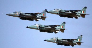 Indian Air Force intervened in Pakistan and attacked terrorist bases