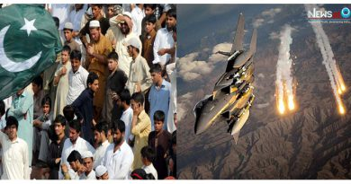 After the 'Air Strike', there is a stir in Pak