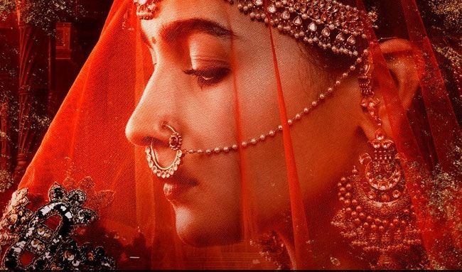 Alia Bhatt's first look is out in the film 'Kalank'