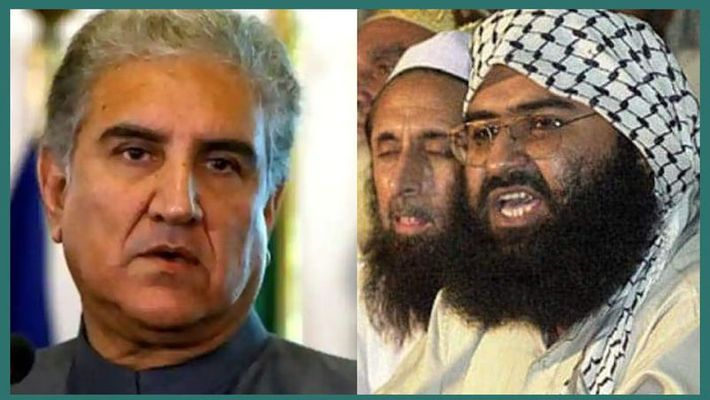 Pakistan gave statement on Masood Azhar